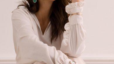 صورة الفنانة درة اول  سفيرة عربية بالشرق الاوسط تختارها شوبارد