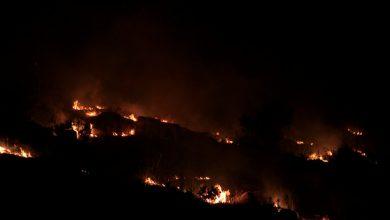 صورة لبنان.. حرائق جديدة في مناطق مختلفة