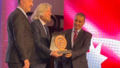 صورة اختتام مهرجان الأردن للإعلام العربي.