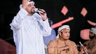 صورة قول وفعل اهداء من الجسمي الي حمدان بن محمد فزاع في ختام برنامج الميدان