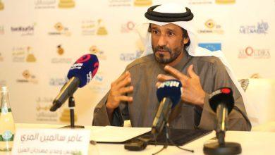 صورة عامر المري يبوح باسرار مهرجان العين السينمائي 3بمؤتمر صحفي