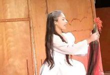 صورة سمر علوي وجائزة افضل ممثلة مونودراما بتونس